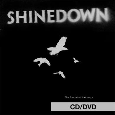 Shinedown The Sound of Madness Deluxe (CD/DVD)
