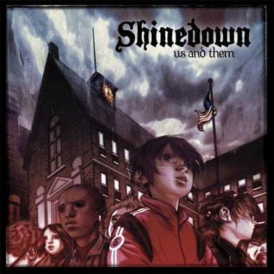 Shinedown Us and Them (CD)