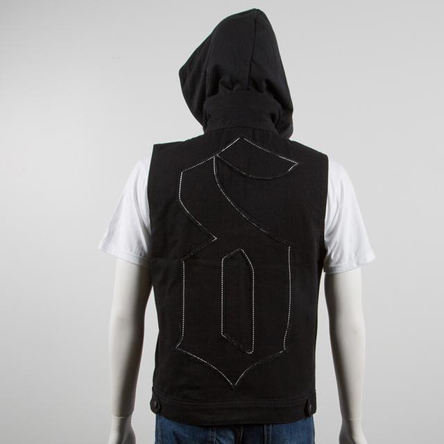 Shinedown Custom Denim Vest
