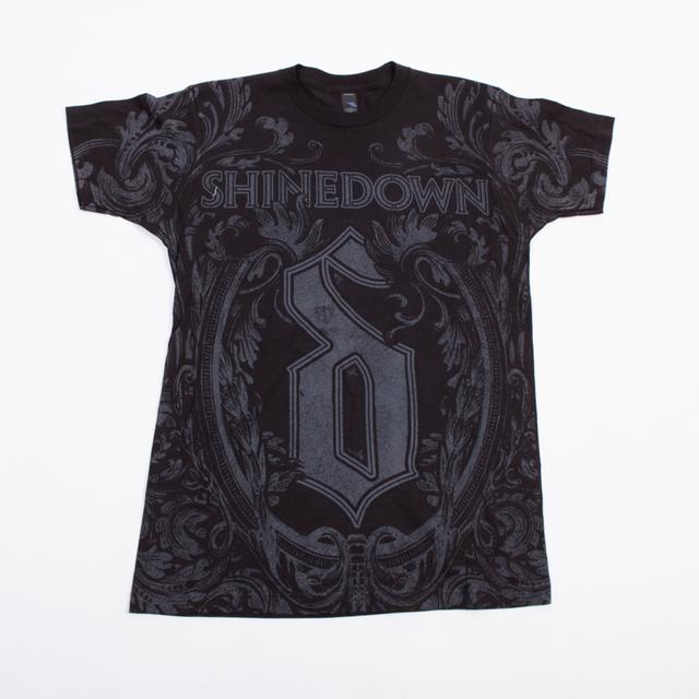 Shinedown All Over Deco T-Shirt