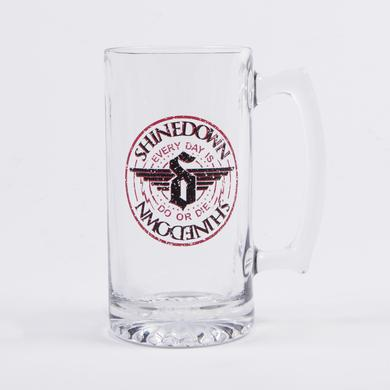 Shinedown Do or Die Beer Mug