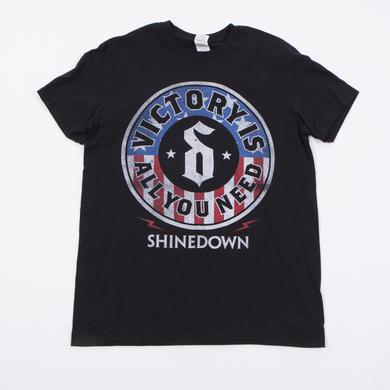 Shinedown United Seal T-Shirt