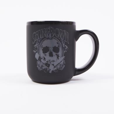 Shinedown Poison Matte Mug