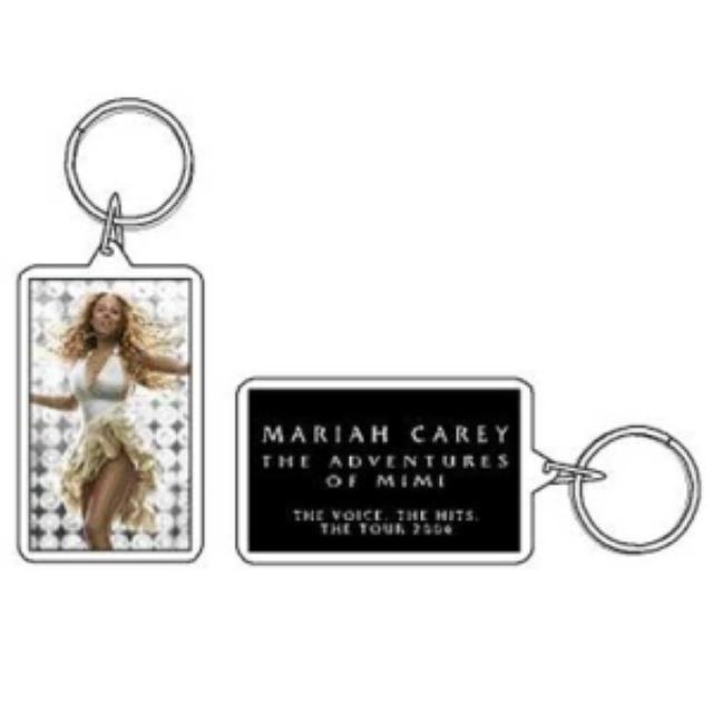 Mariah Carey Mariah On Stage Key Chain