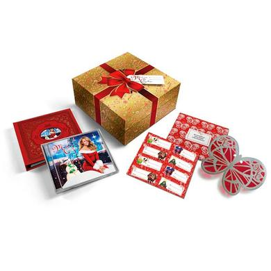 Mariah Carey Merry Christmas II You Deluxe CD Box Set