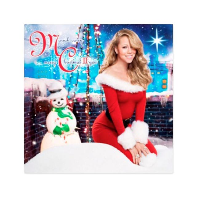 Mariah Carey Merry Christmas II You Standard CD