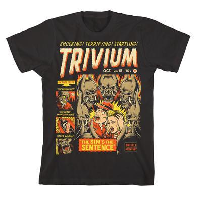 Trivium Haunting You T-Shirt