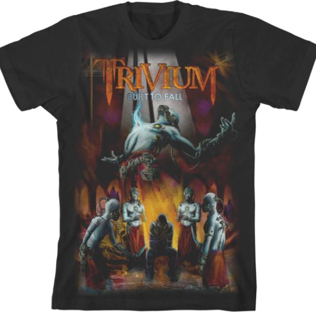 Trivium Built to Fall T-Shirt