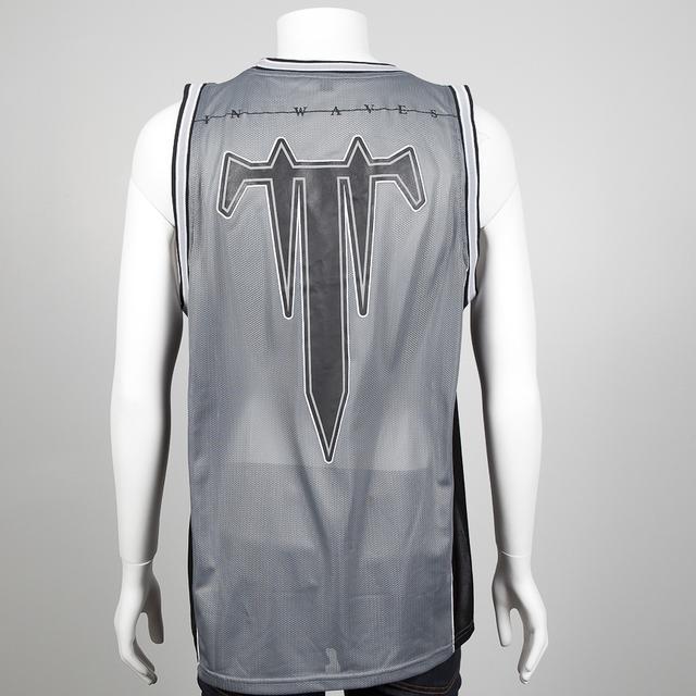 Trivium In Waves Basketball Jersey