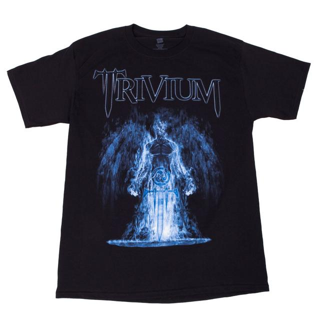Trivium Blue Angel T-Shirt