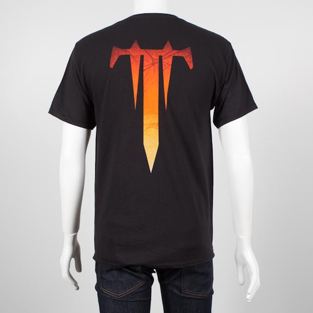 Trivium Skullsnatcher T-Shirt: Medium Only
