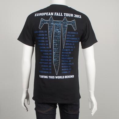 Trivium Gothic Tomb T-Shirt (Medium Only)