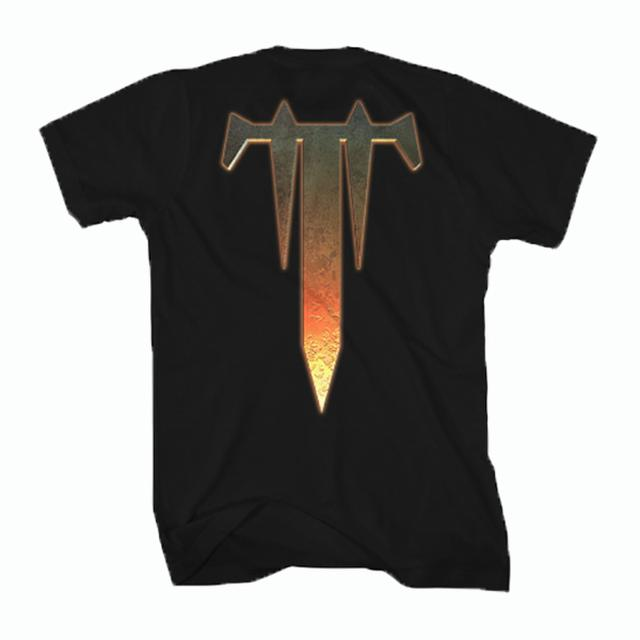 Trivium Odins Tomb T-Shirt (Large Only)