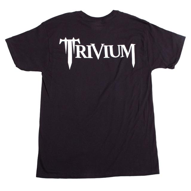 Trivium Skull Horns T-Shirt