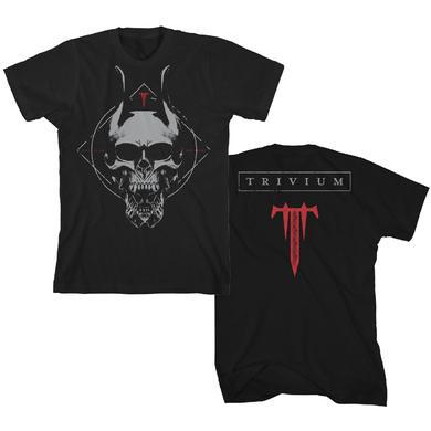 Trivium Silence in the Snow T-Shirt