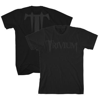 Trivium Limited Edition Black Ink T-Shirt