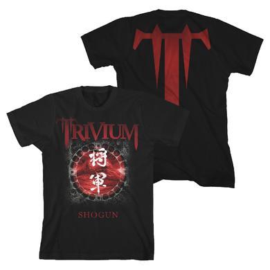Trivium Shogun Album T-Shirt