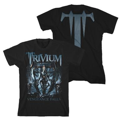 Trivium Vengeance Falls T-Shirt (Small Only)