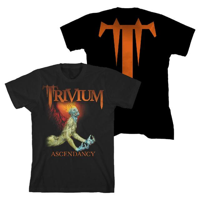 Trivium Ascendancy Album T-Shirt