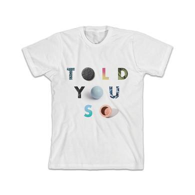 Paramore Told You So T-Shirt