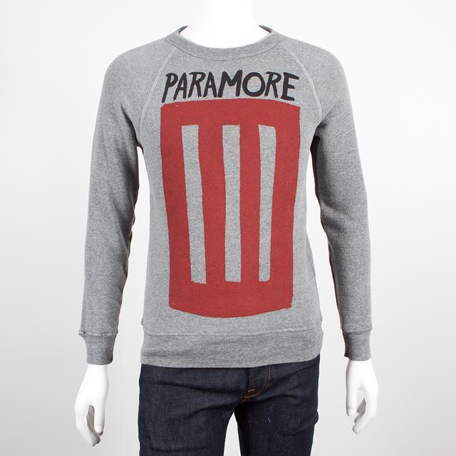 Paramore Crewneck | Bars