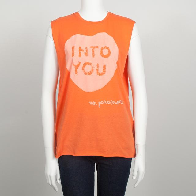 Paramore Tank | Candy Heart Muscle