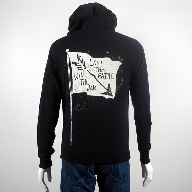 Paramore Hoodie | Battle Flag
