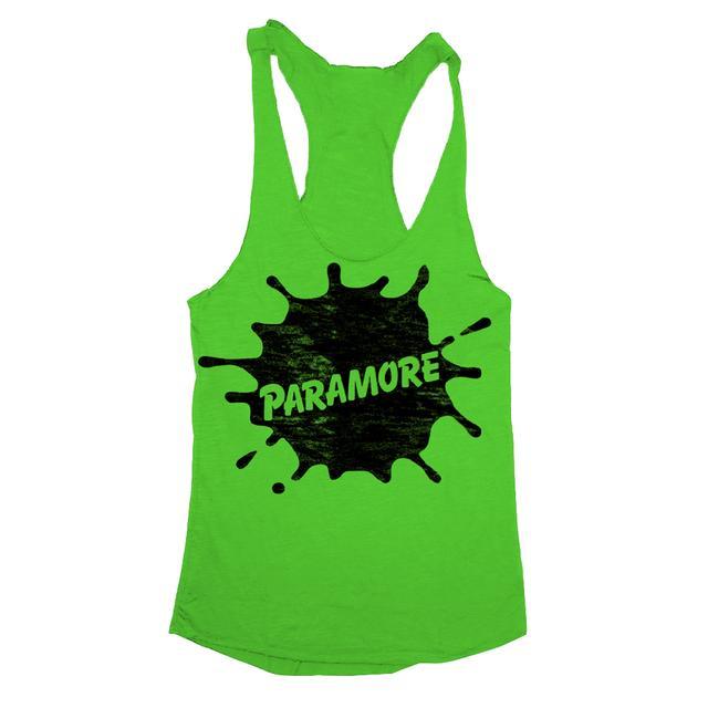 Paramore Tank | Splat