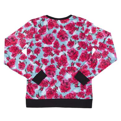 Paramore Crewneck | Flower Repeat Girls