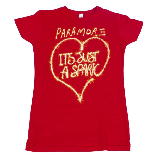 Paramore T-Shirt | Sparkler Heart Girls