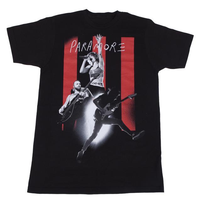 Paramore T-Shirt | Bars Spotlight