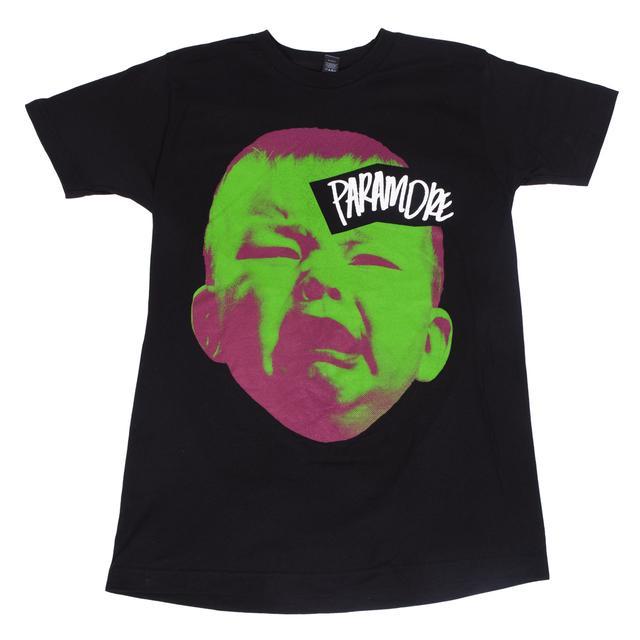 Paramore T-Shirt   Cry Baby