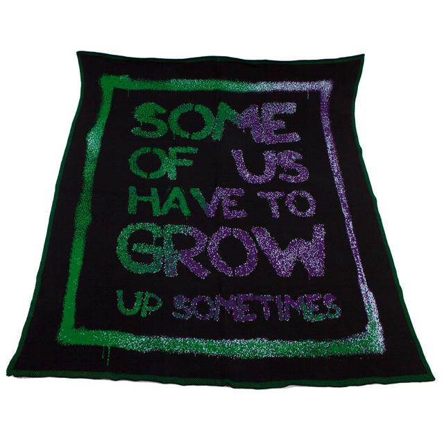 Paramore Grow Up Blanket