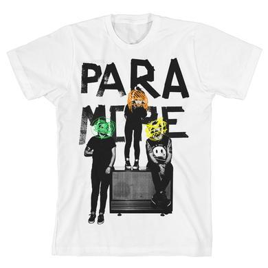 Paramore Speaker Set T-Shirt