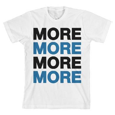 Paramore More More More T-Shirt