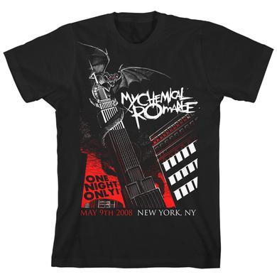 My Chemical Romance Dragon NYC T-shirt