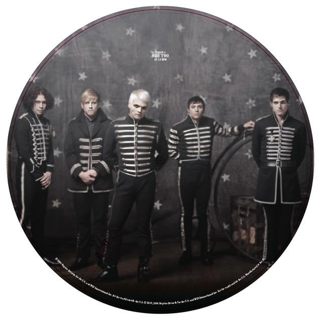 My Chemical Romance The Black Parade Picture Disc 2d7152c55bad