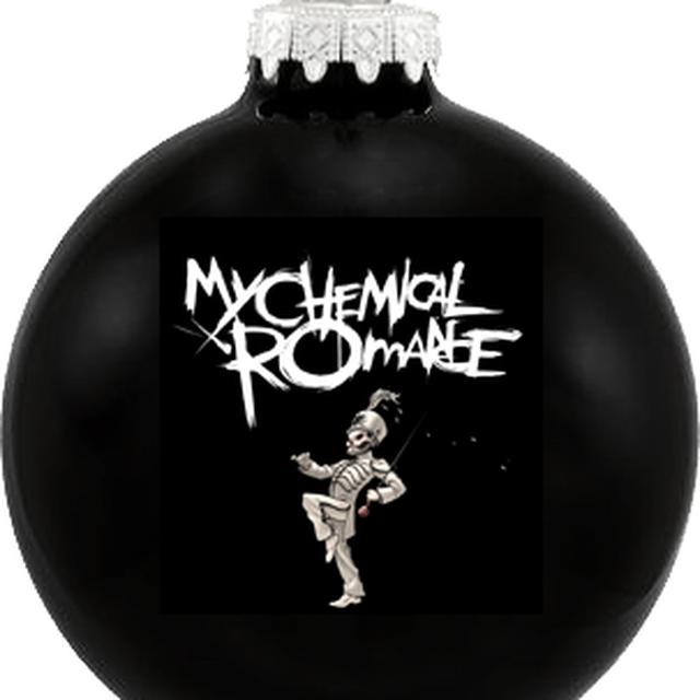 My Chemical Romance Black Parade Ornament