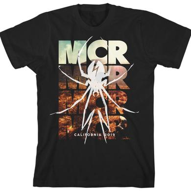 My Chemical Romance Desert Spider T-Shirt