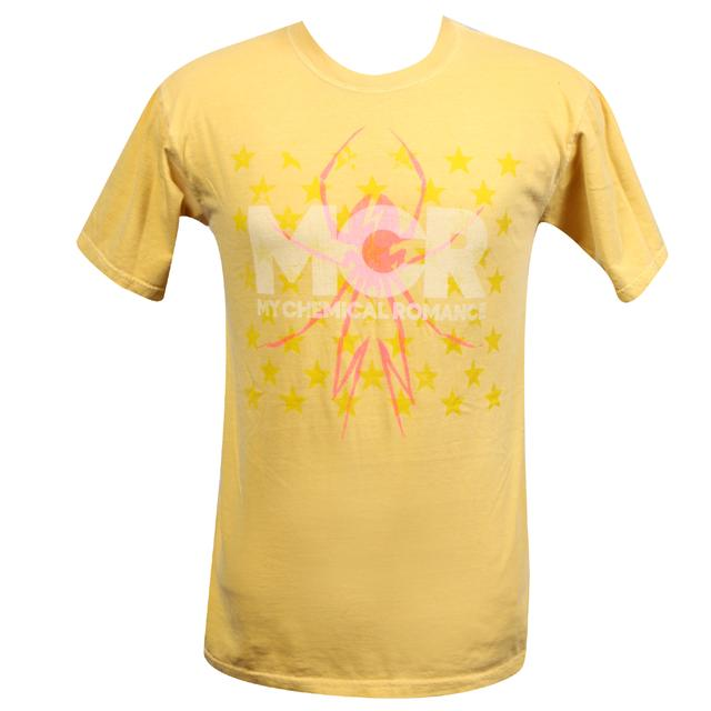My Chemical Romance Yellow Gun T-Shirt