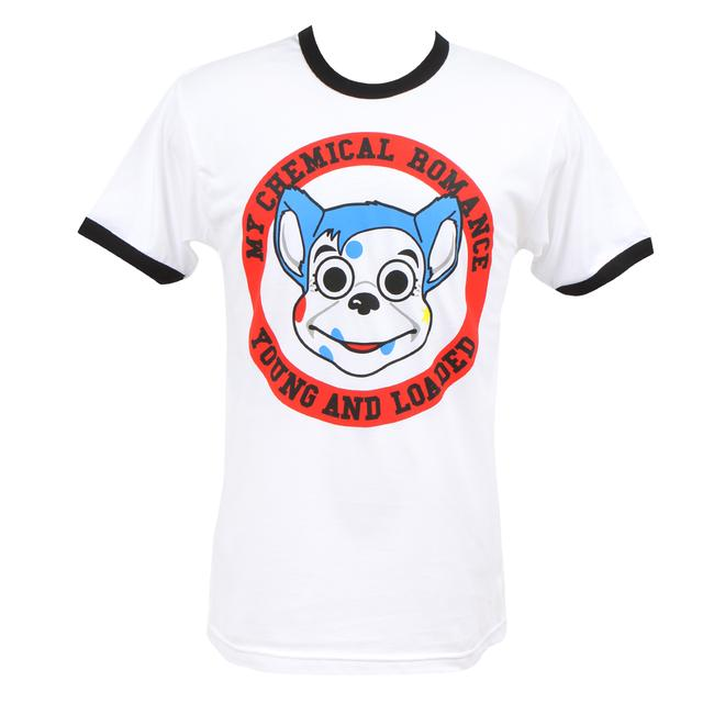 My Chemical Romance Mousekat Ringer T-Shirt
