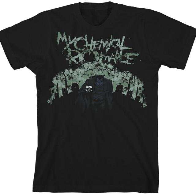 My Chemical Romance Knight Procession T-Shirt