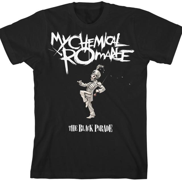 My Chemical Romance The Black Parade Cover T-Shirt