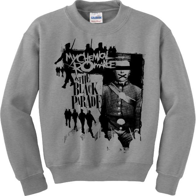 My Chemical Romance Warpath Crewneck Sweatshirt