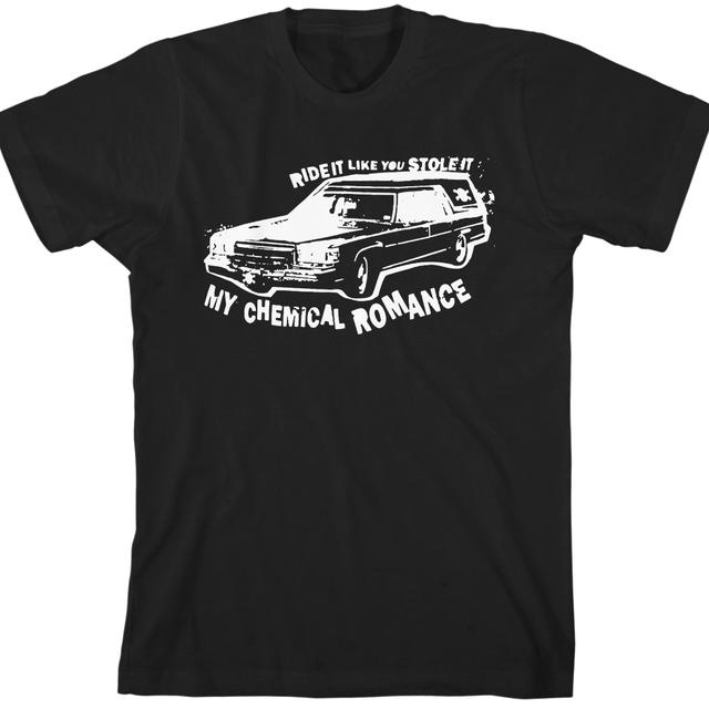 My Chemical Romance Like You Stole It T-Shirt