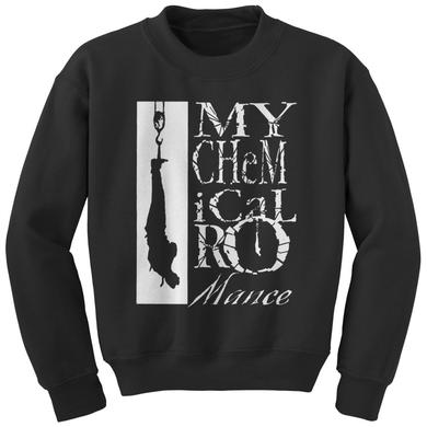 My Chemical Romance Hangman Black Crewneck Sweatshirt