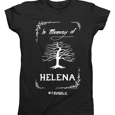 My Chemical Romance In Memory of Helena Women's T-Shirt