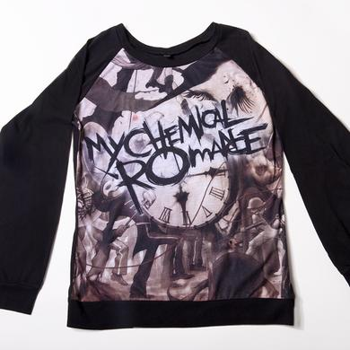 My Chemical Romance Black Parade Sublimation Women's Raglan