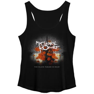 My Chemical Romance Black Parade Women's Tank Top