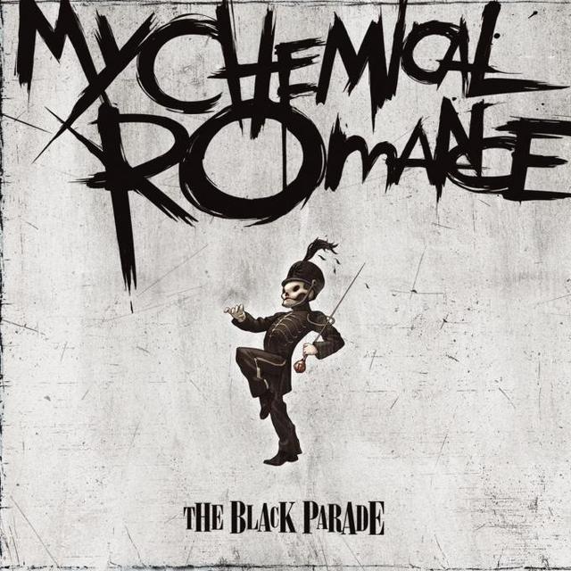 My Chemical Romance The Black Parade (CD)